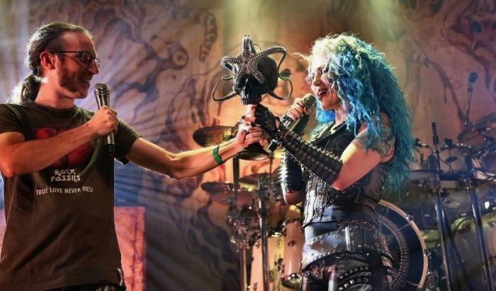 Ben Thuy and Alissa White-Gluz